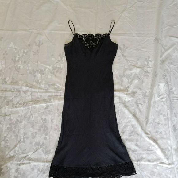 563b5d2ec3b7 Dosa Dresses & Skirts - Dosa Black slip dress for layering